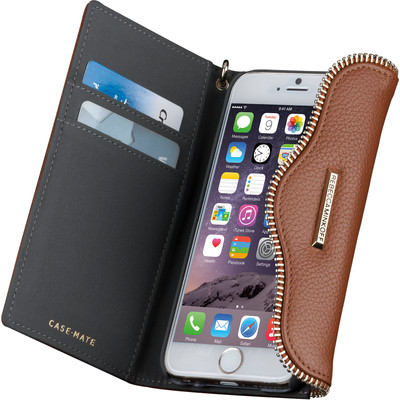Case-Mate Rebecca Minkoff Wallet Case Apple iPhone 6 Plus/6s Plus Bruin