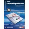 Desq Lamineerhoezen 125 micron A4 (100 stuks)
