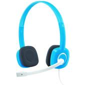 Logitech Stereo Headset H150 Blauw