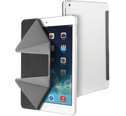 Muvit Butterfly Stand Case Apple iPad Air 2 Zwart