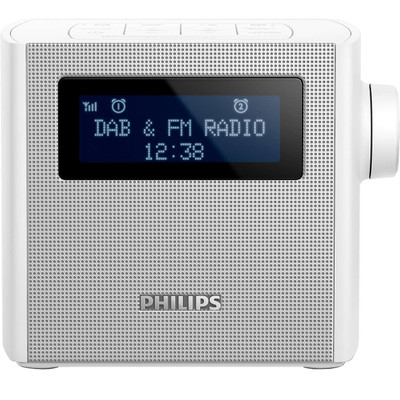 PHILIPS Wekkerradio AJB4300W/12