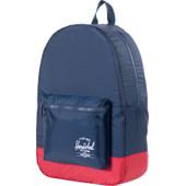 Herschel Daypack Navy/Red
