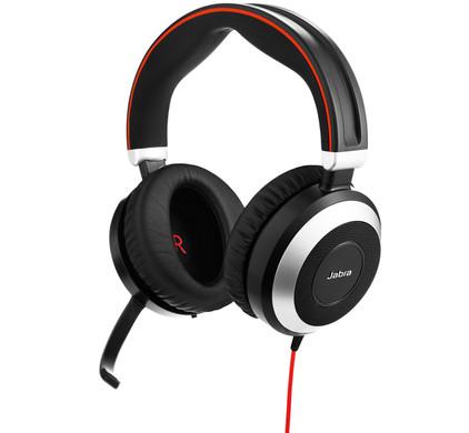 Jabra Evolve 80 UC Stereo Office Headset