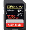 Sandisk SDXC Extreme Pro 128GB 95MB/S Class 10
