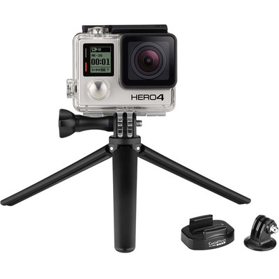 GoPro Tripod Mounts + Mini Tripod