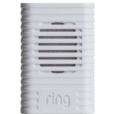 Image of ring 88CH000FC100 Extra bel voor WiFi deurbel met video WiFi