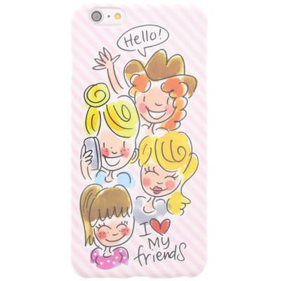 Image of Blond Amsterdam I Love My Friends Apple iPhone 6 Plus/6s Plus Roze