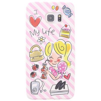 Image of Blond Amsterdam I Love My Life Samsung Galaxy S6 Edge Plus R