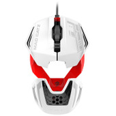 Mad Catz R.A.T.1 Wit / Rood
