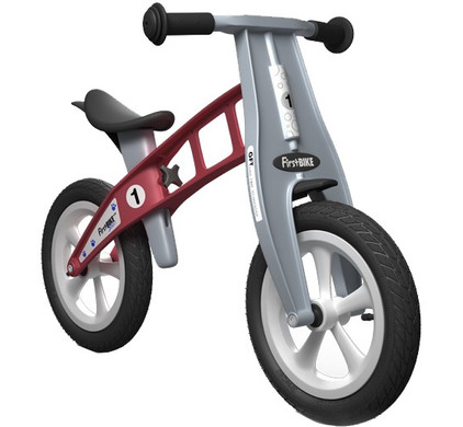 FirstBIKE Street Red