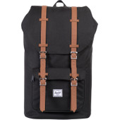 Herschel Little America Black/Tan PU
