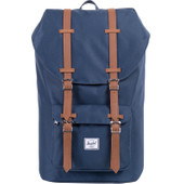 Herschel Little America Navy/Tan PU