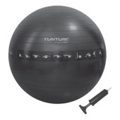 Tunturi Gymball Anti Burst 65 cm Black