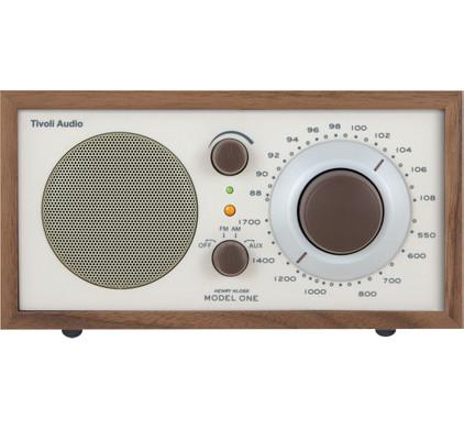 Tivoli Audio Model One Classic Walnoot