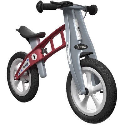 FirstBIKE Street Red met rem