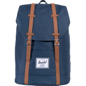 Herschel Retreat Navy/Tan PU