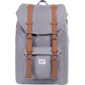 Herschel Little America Mid-Volume Grey/Tan PU