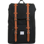 Herschel Little America Mid-Volume Black/Tan PU