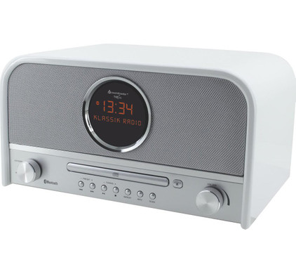 Soundmaster NR850 Wit