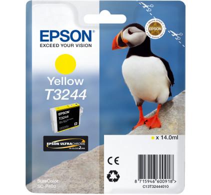 Epson T3244 Cartridge Geel (C13T32444010)