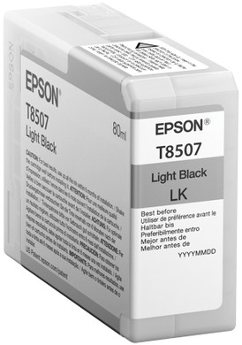 Epson T8507 Cartridge Lichtzwart (C13T850700)