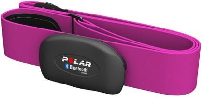 Polar H7 Hartslagsensor Bluetooth Smart Pink M-XXL