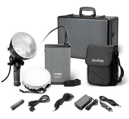 Godox portable monolite EX600 kit