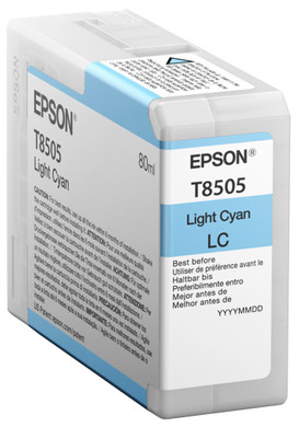 Epson T8505 Cartridge Lichtcyaan (C13T850500)
