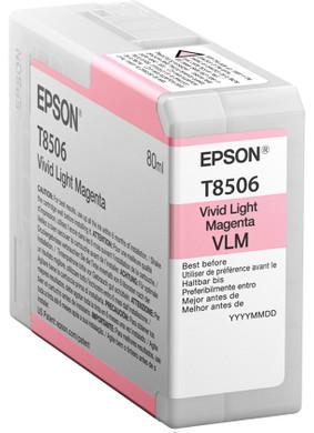 Epson T8506 Cartridge Lichtmagenta (C13T850600)