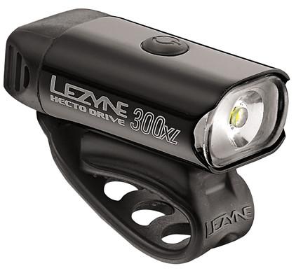 Lezyne Hecto Drive 300XL + Achterlicht + Thuislader