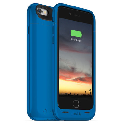 Mophie Juice Pack Air Apple iPhone 6/6s Blauw