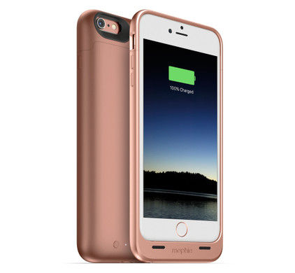 Mophie Juice Pack Apple iPhone 6 Plus/6s Plus Rose Gold