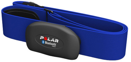 Polar H7 Hartslagsensor Bluetooth Smart Blue M-XXL