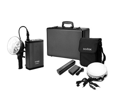 Godox portable monolite EX400 kit