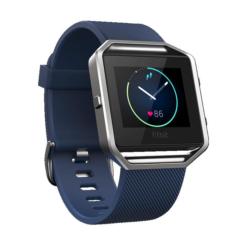 Fitbit Blaze Classic Blue L