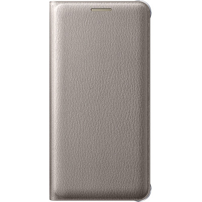 Samsung Galaxy A3 (2016) Wallet Goud