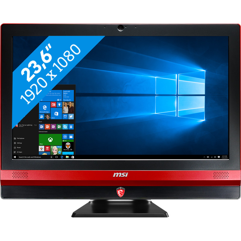 MSI Gaming 24 6QD-005EU All-In-One