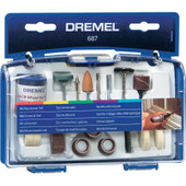 Dremel Multifunctionele set (687)