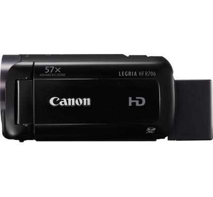 Canon LEGRIA HF R706 Zwart