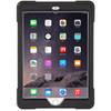 voorkant aXtion Bold MP Case iPad Air 2 Zwart