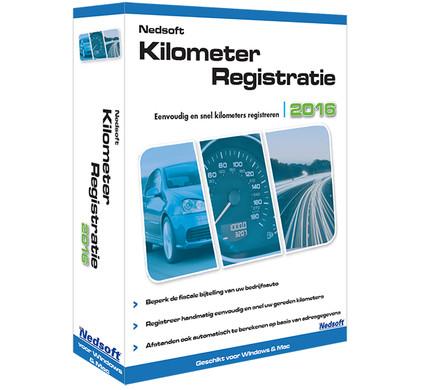 Nedsoft KilometerRegistratie 2016