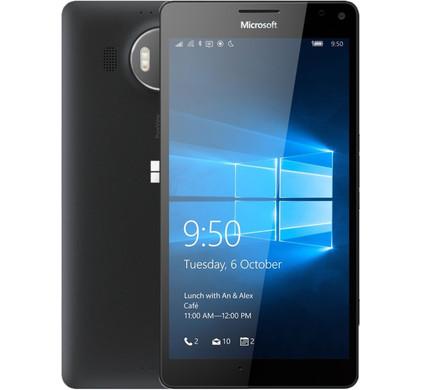 Microsoft Lumia 950 XL Zwart