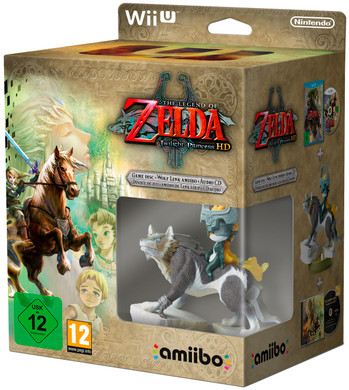 The Legend of Zelda: Twilight Princess HD Special Edition Wii U