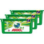Ariel 3in1 Pods Regular Kwartaalbox