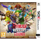 Hyrule Warriors: Legends 3DS