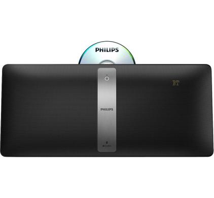 Philips izzy BM50 Zwart