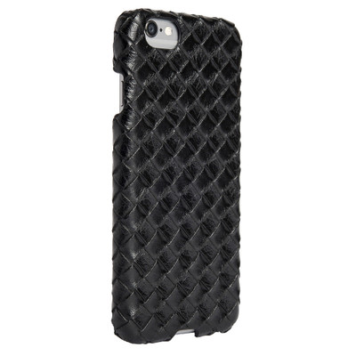 Image of Agent 18 Slimshield Case Apple iPhone 6/6s Black Weave