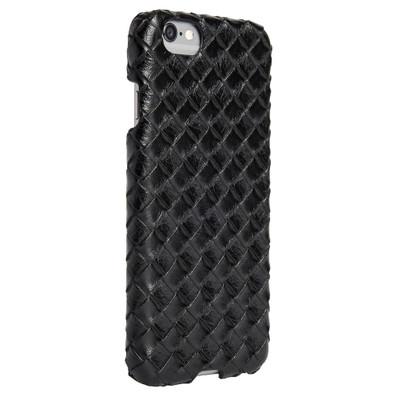 Image of Agent 18 Slimshield Case Apple iPhone 6/6s Black Weave