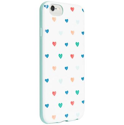 Image of Agent 18 Flexshield Case Apple iPhone 6/6s Hearts
