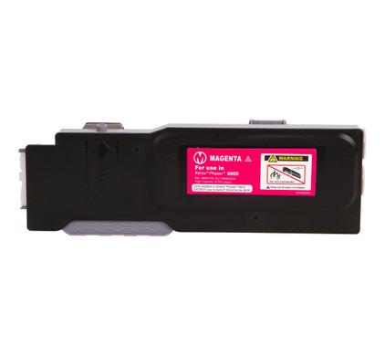 Huismerk 6600/6605 Toner Magenta XL voor Xerox printers